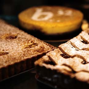 Bakeshop Tarts and Pies : Linzer Torte and B52