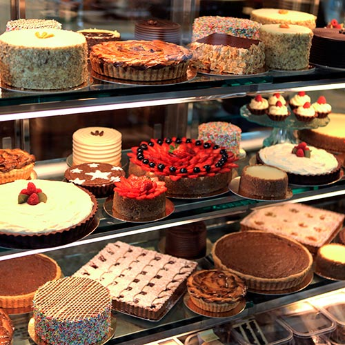 Birthday Cake Shop In Budapest